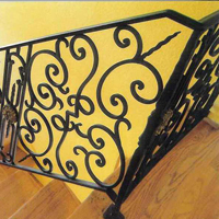 Wrought Iron San Rafael