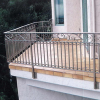 Wrought Iron Railings Berkeley